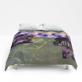 Everything is cats. All things are cats? Comforters