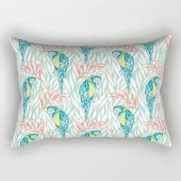 Tropical Pastels Rectangular Pillow