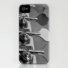 Bass iPhone (4, 4s) Slim Case
