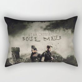 Outlaw Queen / Star Crossed Rectangular Pillow