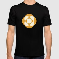 Intersection MEDIUM Black Mens Fitted Tee