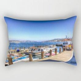 Uskudar beylerbeyi Istanbul Rectangular Pillow