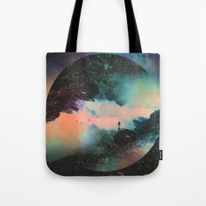 Final Frontier Tote Bag
