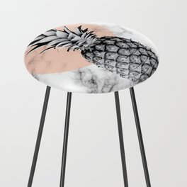 Marble Pineapple 053 Counter Stool