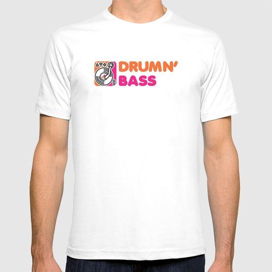 Drumn' Bass  T-shirt