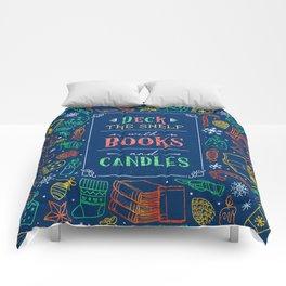 Deck The Shelf Comforters