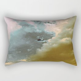 Helicopter Rectangular Pillow