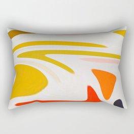 Abstract swirl pattern Rectangular Pillow