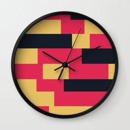 Block rate Wall Clock