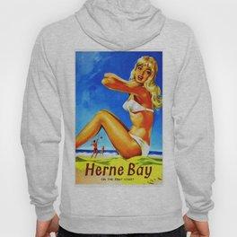 Vintage Herne Bay Kent England Travel Hoody