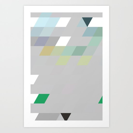 Develop Art Print