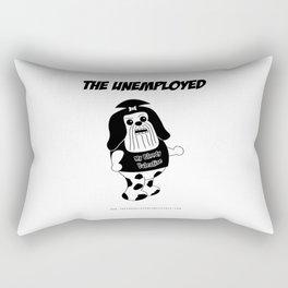 The Unemployed - Daffy Rectangular Pillow