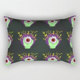 Electric Eye Rectangular Pillow
