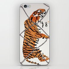Tigre  iPhone & iPod Skin