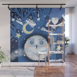 Winter Dream Wall Mural