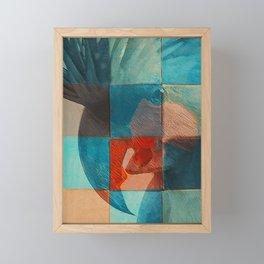 Jolis Parrots 1 Framed Mini Art Print