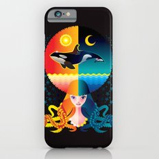 Dream - Sea Day & Night Slim Case iPhone 6s