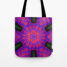 Abstract X One Tote Bag