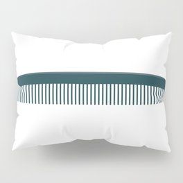 Hair Comb Pillow Sham