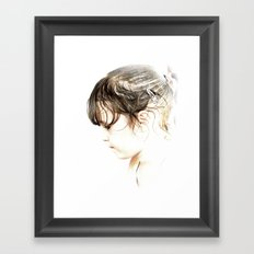 Tender Framed Art Print
