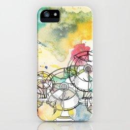 ventilador iPhone Case
