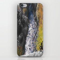 PAYSON RIVER iPhone & iPod Skin