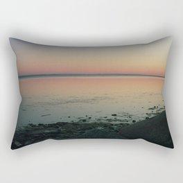 Baltic sea in a pinhole camera Rectangular Pillow