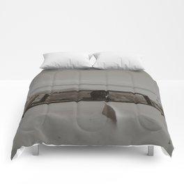 rambling girl Comforters