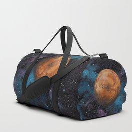 Mars and Stars Duffle Bag