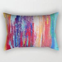 All That We Love by Nadia J Art Rectangular Pillow