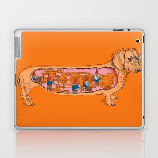 Secrets of the Dachshund  Laptop & iPad Skin