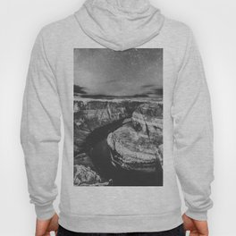 Southwest Starry Night Black and White Hoody