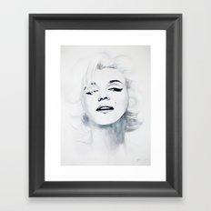 Marilyn '62 Framed Art Print