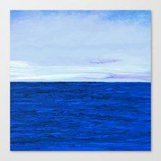 & Jays Flew Above Canvas Print