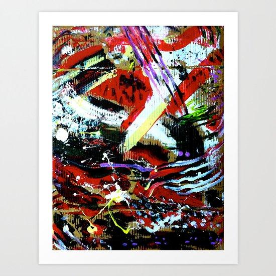 Improvisations // Olafur Arnalds Art Print