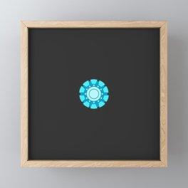 Iron Core Framed Mini Art Print