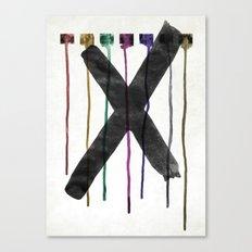 The Taciturn. Canvas Print