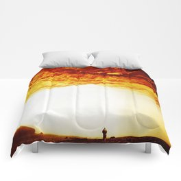 Gold Greed Comforters