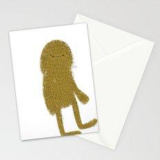 Sasquatch man Stationery Cards