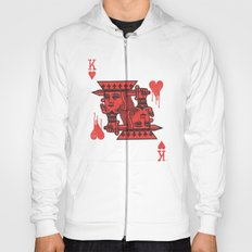 LOVE IS AN OPEN WOUND Hoody