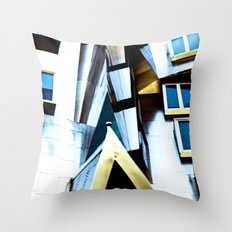 The World As I See It Throw Pillow