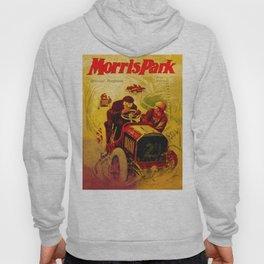 Morris Park Auto Race, vintage poster, race poster Hoody