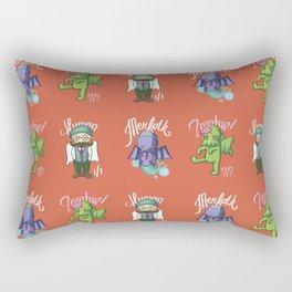 Token Family - Cthulhu MtG Rectangular Pillow