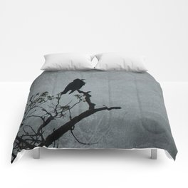Majestic Crow Comforters