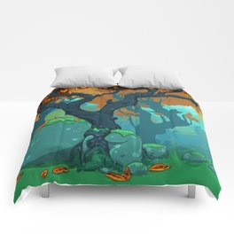 End of Fall Comforters