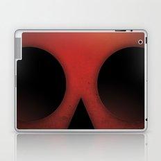 SMOOTH MINIMALISM - Ghost of Mars Laptop & iPad Skin
