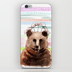 BEAUTY / Nr. 2 iPhone & iPod Skin