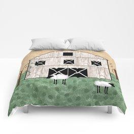 Primitive Barn Comforters