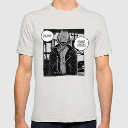 shoujo manga T-shirt
