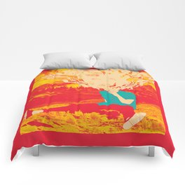 Mountain High Comforters